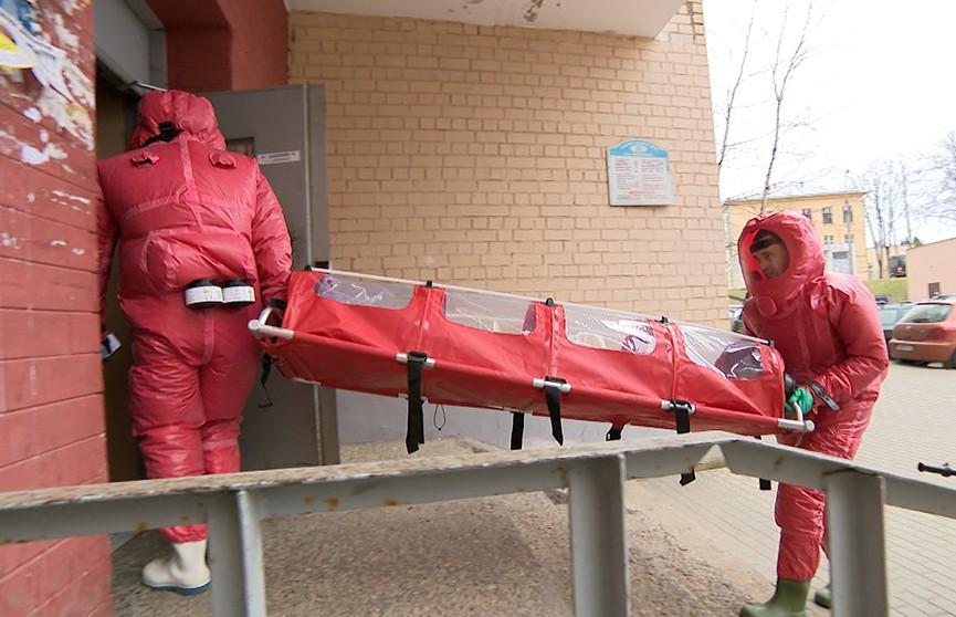 COVID-19: как белорусские медики борются с вирусом
