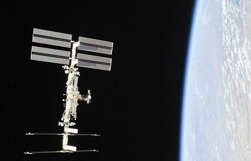 Астронавты выйдут в открытый космос для установки на МКС стыковочного порта