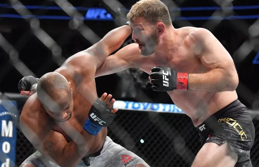 Стипе Миочич нокаутировал Дэниэла Кормье в реванше на UFC 241 (ВИДЕО)