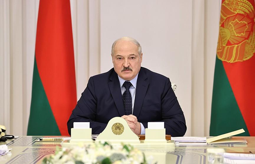 Лукашенко о соцопросе перед ВНС: Это глубокое изучение настроений в нашем обществе