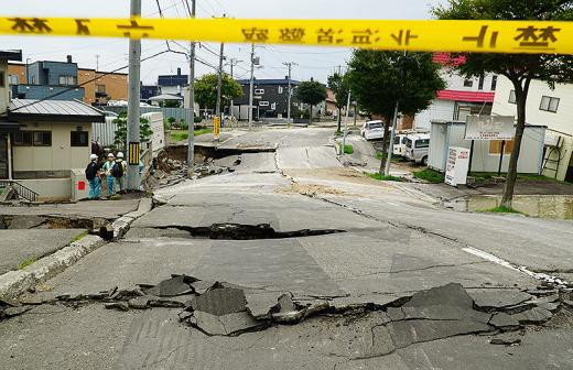 Землетрясение магнитудой 5,1 разрушило 160 зданий в Китае