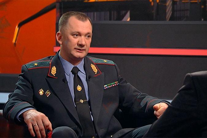 Генерал Иван Кубраков: среди задержанных на протестах 60% составляют люди от 18 до 30 лет