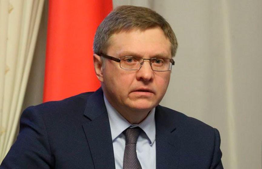 Новым министром экономики назначен Александр Червяков