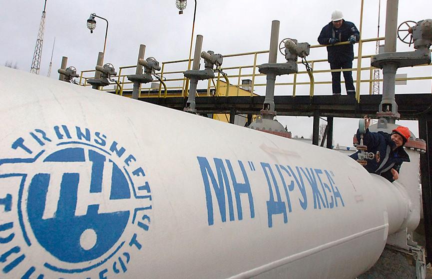 Стоимость транспортировки российской нефти через территорию Беларуси вырастет на 3,7% с 1 сентября