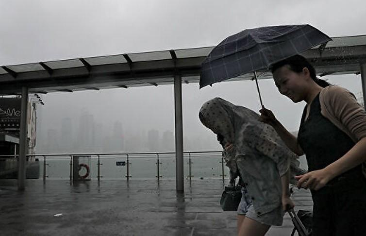 Тайфун «Лекима» в Китае: 30 человек погибли