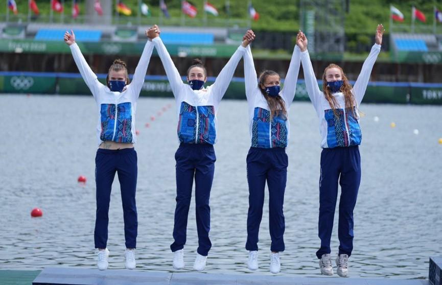 Четыре золотые награды завоевали белорусские спортсмены на чемпионате мира по гребле на байдарках и каноэ в Копенгагене