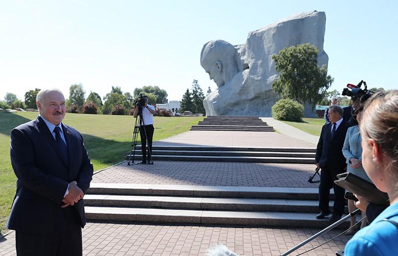 Лукашенко – о визите Джона Болтона в Минск, многовекторности белорусской политики и возможности проведения Олимпиады