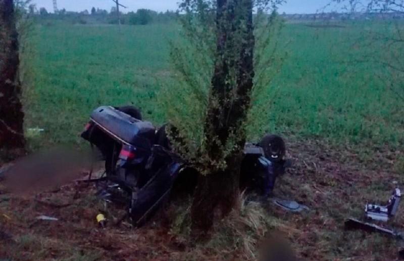 Пьяный бесправник устроил ДТП с тремя погибшими под Бешенковичами, а потом скрылся с места аварии