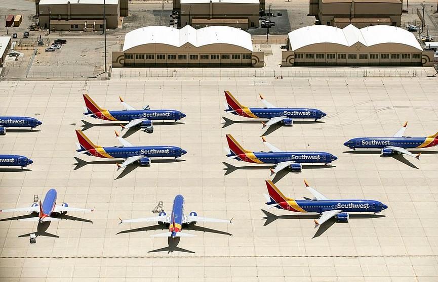«Кладбище» самолетов Boeing 737 Max обнаружили в США (ФОТО)