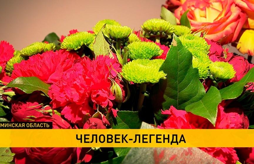 Герой Советского союза Василий Мичурин отмечает 105-летие. Ветерана поздравил Президент