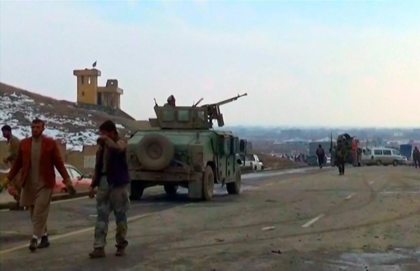 Боевики атаковали контрольно-пропускной пункт в афганской провинции Сари-Пуль