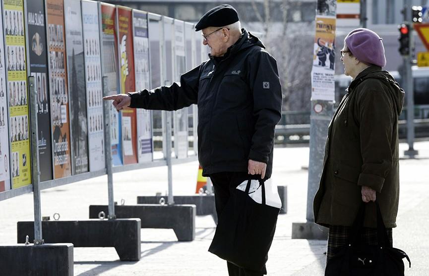 Социал-демократы и евроскептики одержали победу на выборах в Финляндии