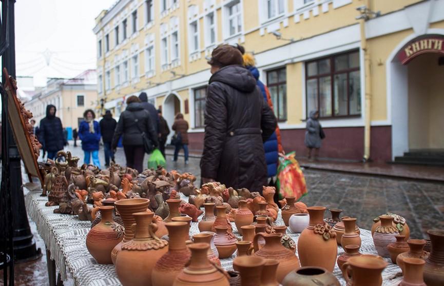 Ярмарка «Казюки»: Гродно соберёт около 200 ремесленников из разных стран