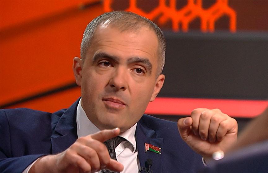 Олег Гайдукевич: Мирных революций не бывает! Это всегда кровь и насилие