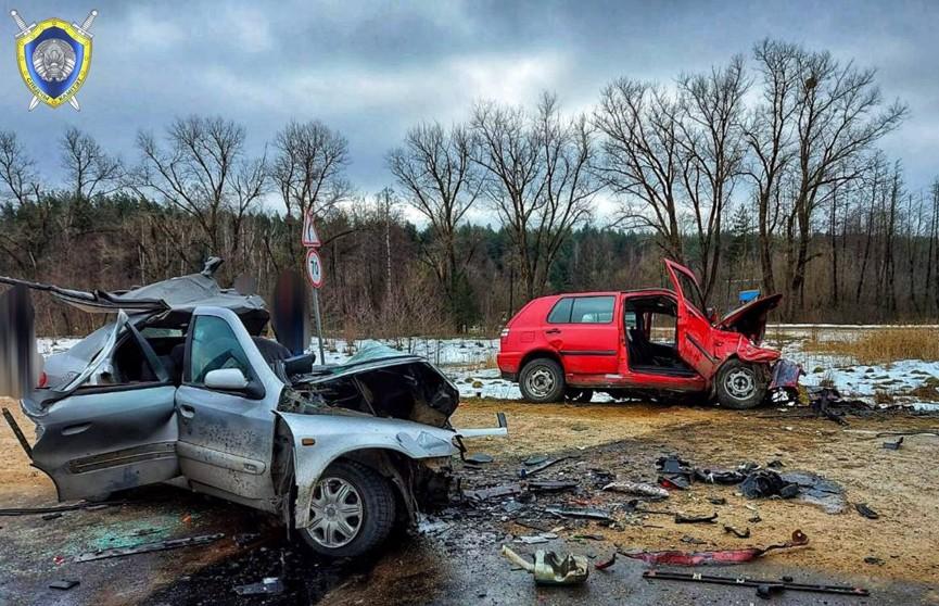 В результате ДТП в Волковысском районе погибли двое взрослых и новорожденный ребёнок