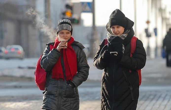 В Беларуси ожидается усиление морозов