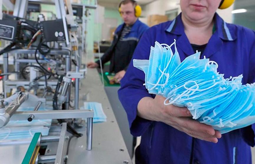 Лукашенко проверит производство защитных средств в Беларуси