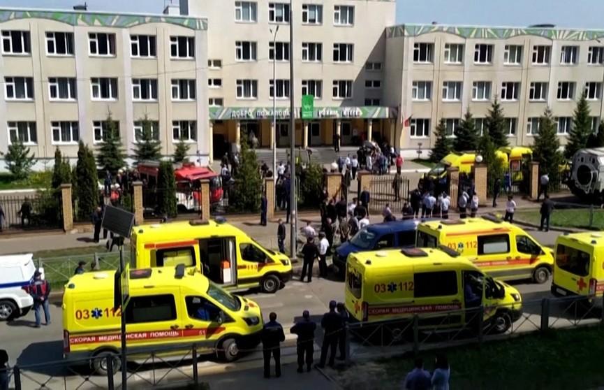 12 мая в Татарстане – день траура по погибшим в результате стрельбы в школе Казани