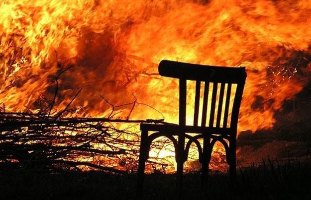 87-летнюю женщину спасли на пожаре в Волковыске