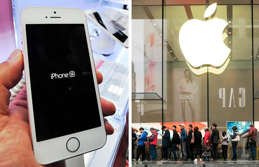Apple выпустит бюджетную модель iPhone