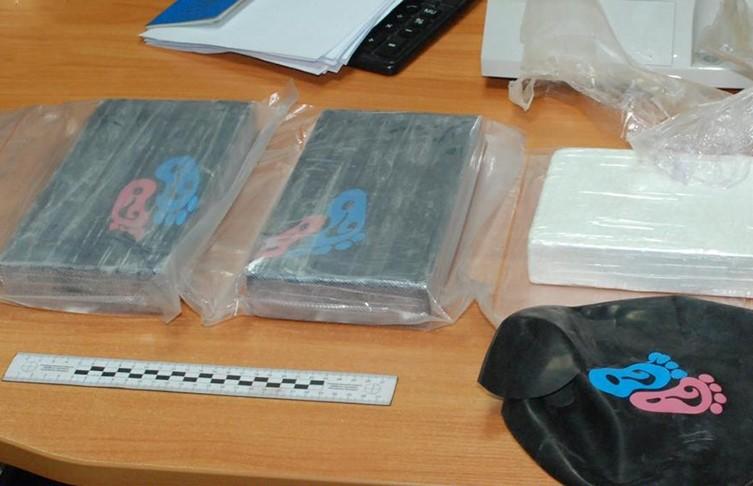 Литовец пытался провезти через Беларусь более 3 кг кокаина