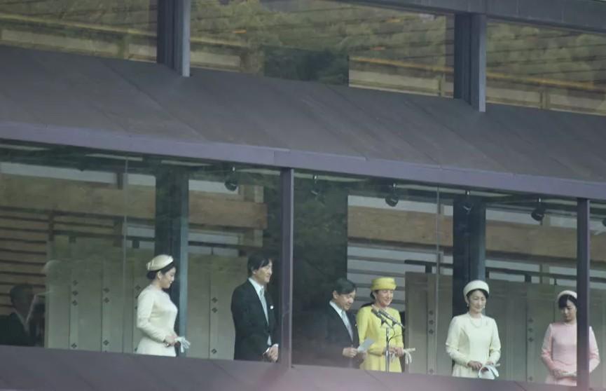 Неизвестный проник на территорию резиденции императорской семьи Японии
