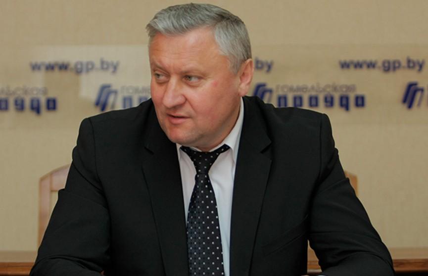 Владимир Дворник назначен заместителем премьер-министра Беларуси
