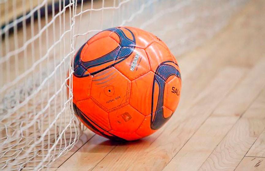 Сборная Беларуси по мини-футболу обыграла команду Словакии на международном турнире