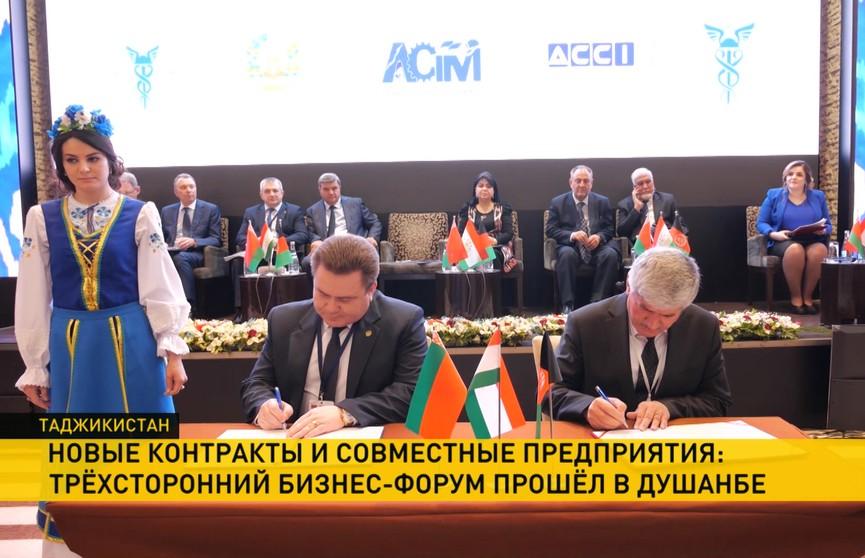 Сотни деловых встреч и контракты на миллионы долларов: чем белорусы заинтересовали покупателей из Средней Азии?