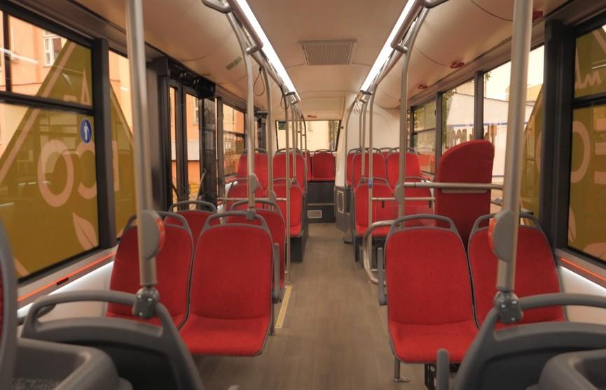Автобусы нового поколения от МАЗ появятся на улицах еще двух белорусских городов