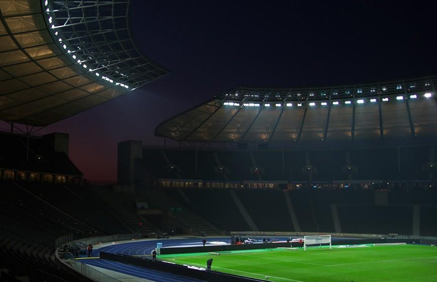 Строительство национального футбольного стадиона и бассейна в Минске профинансируют китайские партнёры