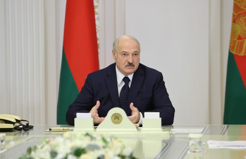 Лукашенко: Мы сегодня имеем определенный этап гибридной войны против Беларуси