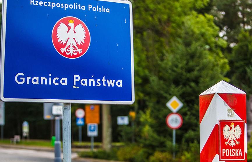 Польские таможенники отцепили от поезда из Беларуси вагон с контрабандными сигаретами