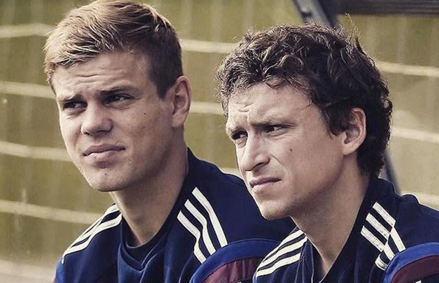 Футболисты Александр Кокорин и Павел Мамаев арестованы на два месяца