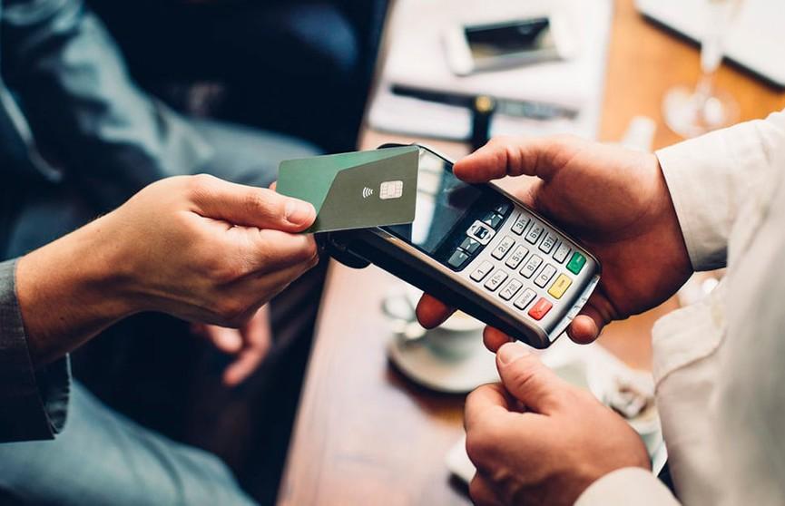 Лимит бесконтактного платежа без ввода ПИН-кода увеличили до Br80
