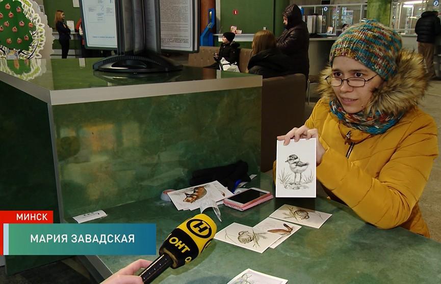 Акция «Белпочты»: желающие бесплатно отправляли в любой уголок Беларуси открытку с пожеланиями для близких