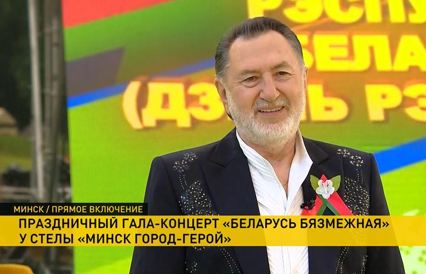 Анатолий Ярмоленко: Хочется, чтобы мы смогли сберечь и приумножить достижения, которые есть в нашей стране