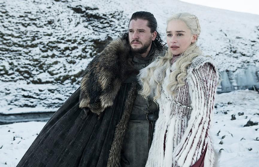 «Зима пришла»: в США стартовал финальный сезон «Игры престолов»