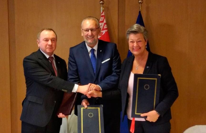 Шенген за 35 евро. Соглашение об упрощении визового режима подписано в Брюсселе