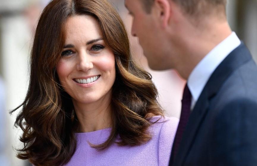 Кейт Миддлтон снова беременна?