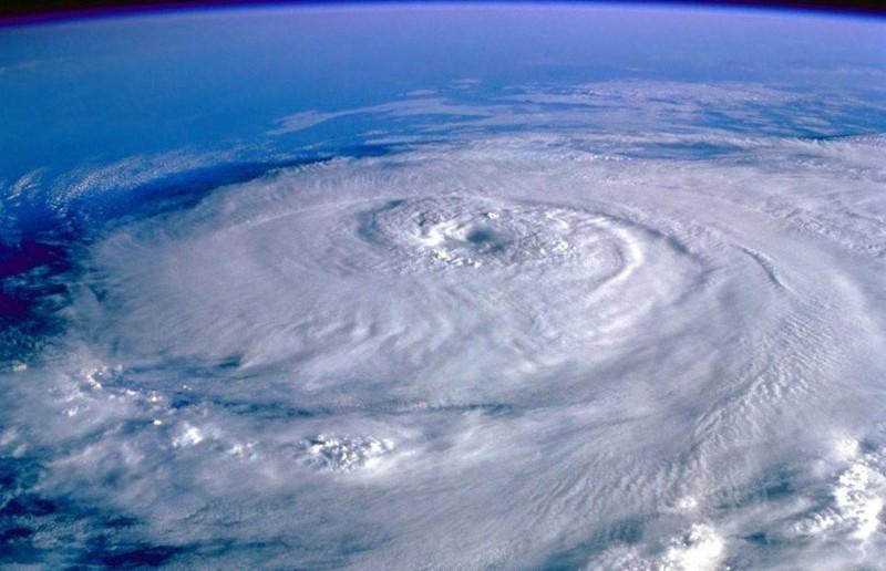 В Тихом океане снова зародился тайфун