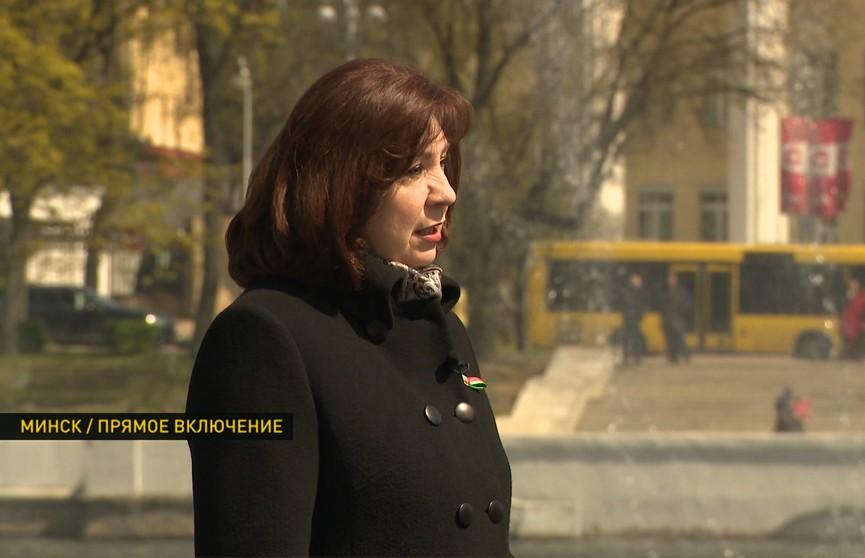 Кочанова: Если надо будет отстоять свободу своей страны, большинство из нас не дрогнет. События прошлого года это показали