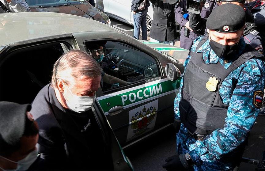Обвинение потребовало для Михаила Ефремова 11 лет колонии