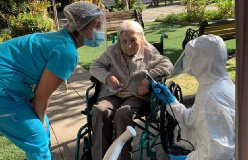 В Чили выздоровела 111-летняя пациентка с коронавирусом