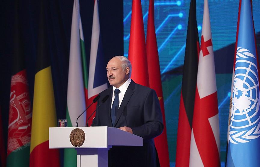 Лукашенко призвал создать сплоченный антитеррористический фронт силами международных организаций