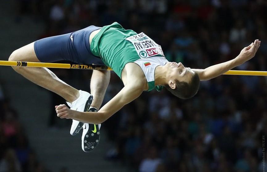 Белорус Максим Недосеков стал серебряным призёром в прыжках в высоту на чемпионате Европы