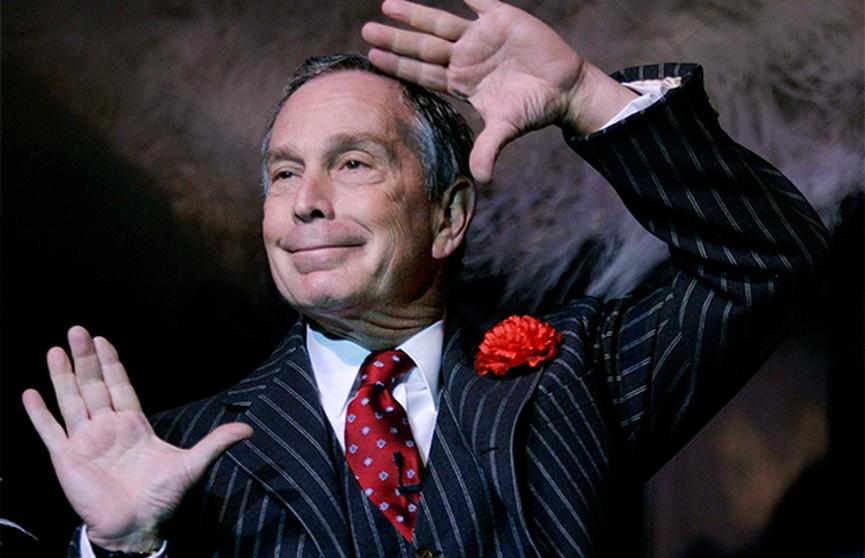 У американского миллиардера Майкла Блумберга нашли белорусские корни
