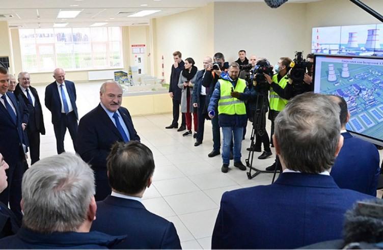 Лукашенко: Островецкая АЭС — это шаг к обеспечению энергобезопасности государства