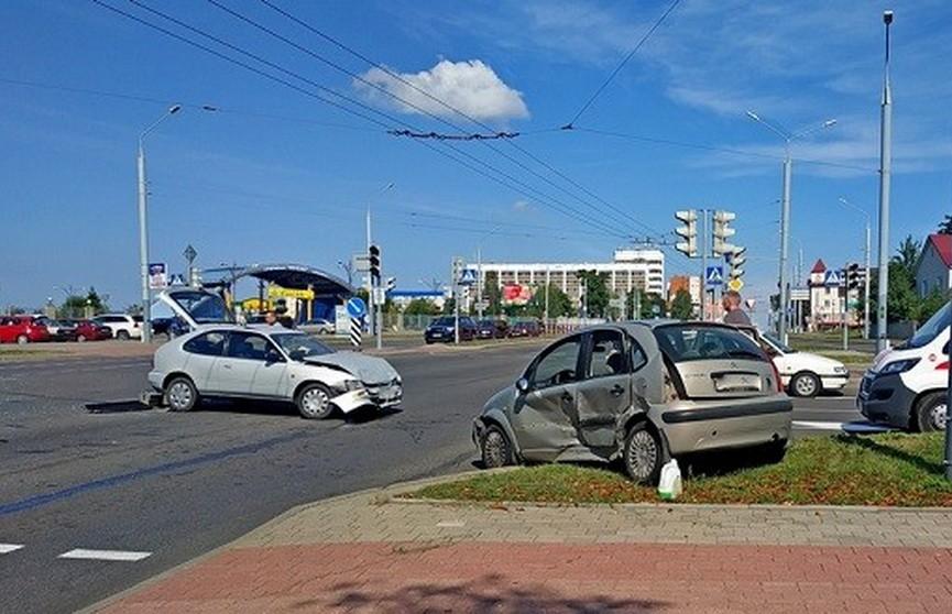 ДТП в Гродно: девятилетнего мальчика выбросило через окно автомобиля