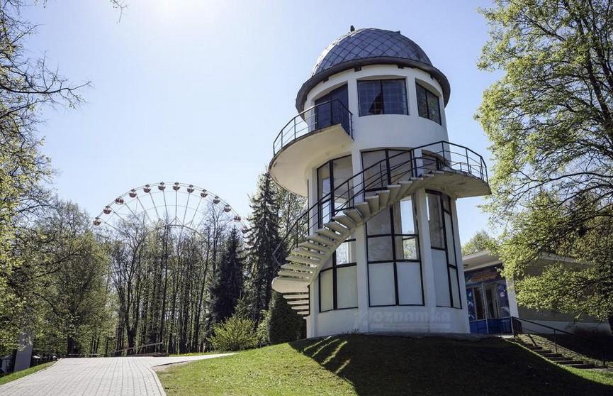 В Минском планетарии появится первый в стране кинотеатр IMAX